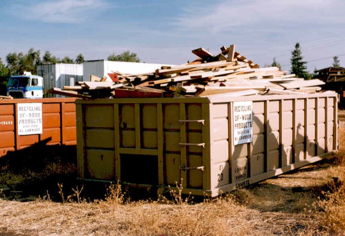 Dumpster-With-Wood